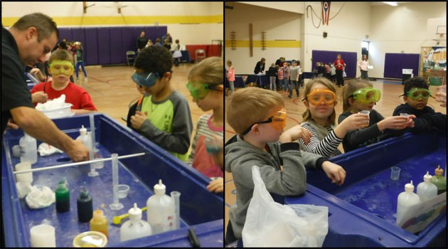 Central COSI Chemistry Event
