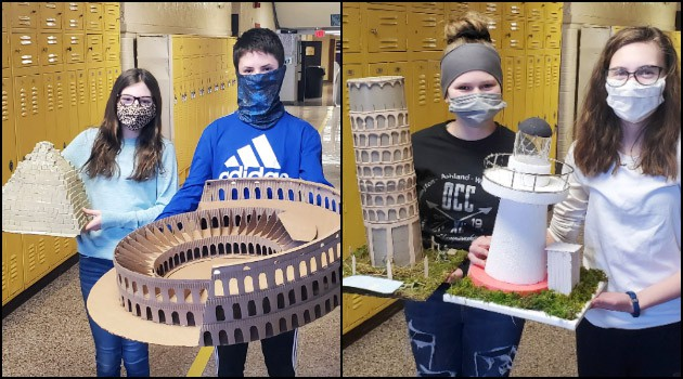 Junior High Scale Projects