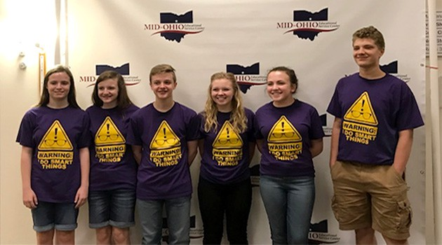 Junior High Academic Challenge Earns First Place