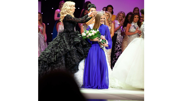 Isabelle J. Named Miss Ohio Teen USA 2019