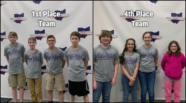 Eastern 6th Grade Academic Challenge Teams