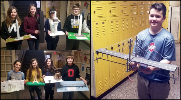 Math 8 Scale Projects