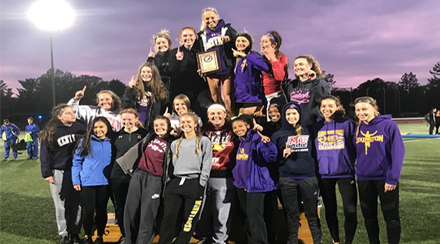 Lady Lex Track and Field 2019 OCC Champions